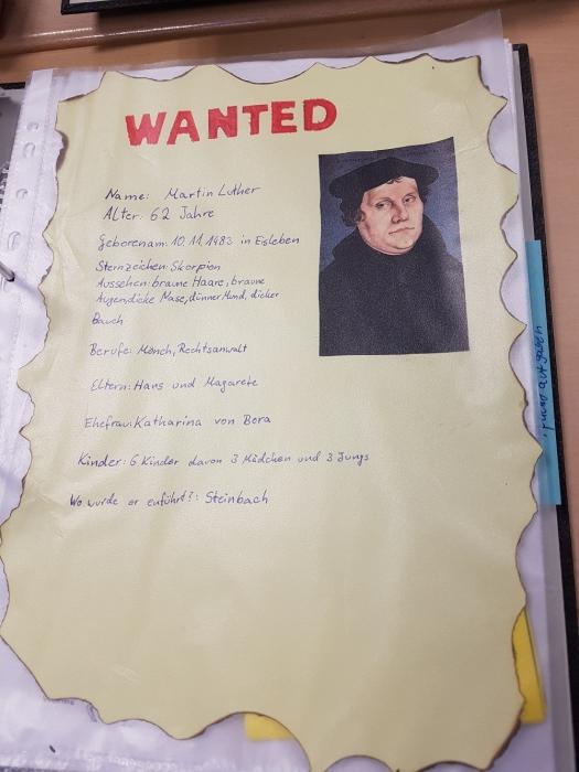 Auf Die Spuren Martin Luthers